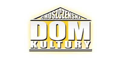 Logo Choszczeńskiego Domu Kultury