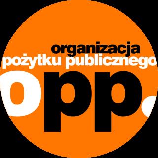 Logo OPP - Organizacja Pożytku Publicznego