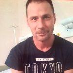 Ryszard Andrzejewski, który liczy na Twoje wsparcie w walce z rakiem