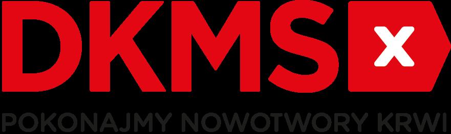 Logo DKMS - pokonajmy nowotwory krwi