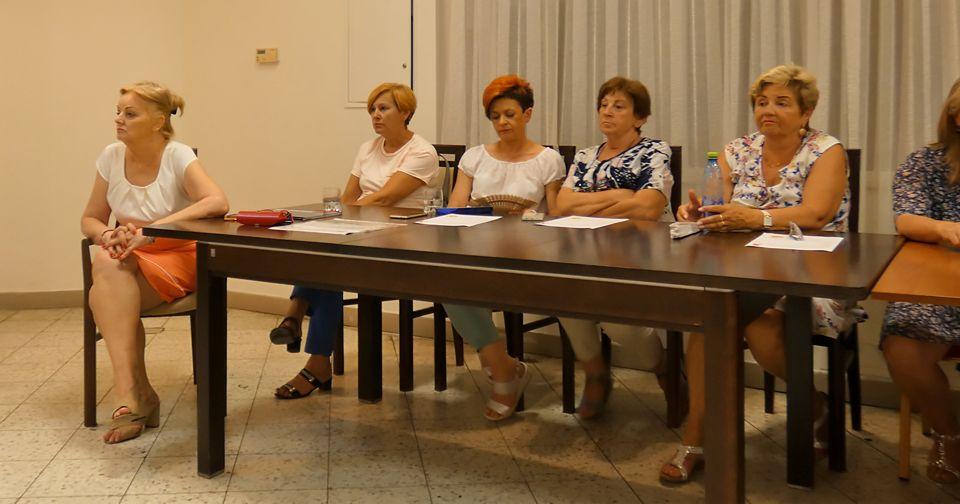 Spotkanie w sprawie pracowni mammograficznej w Choszcznie