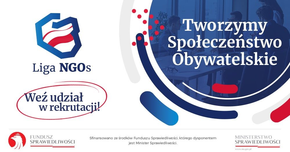 Liga NGOs - Weź udział w rekrutacji